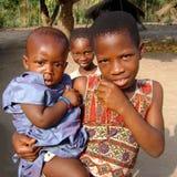 Bambini africani Fotografia Stock Libera da Diritti