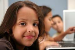 Bambini al banco Immagine Stock Libera da Diritti