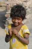 Bambini all'area del bacino carbonifero Fotografie Stock Libere da Diritti