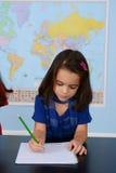 Bambini alla scuola Immagini Stock