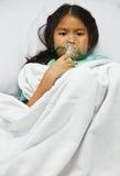 Bambini ammalati. fotografia stock libera da diritti