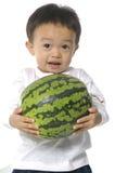Bambini asiatici svegli Fotografia Stock Libera da Diritti