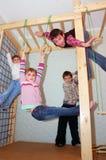 Bambini attivi Fotografia Stock Libera da Diritti