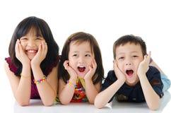 Bambini belli Fotografia Stock Libera da Diritti