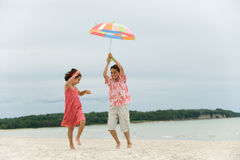 Bambini che hanno divertimento Fotografia Stock Libera da Diritti