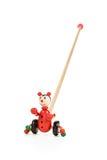 Bambini che rotolano i giocattoli Immagine Stock Libera da Diritti