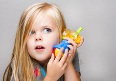 Bambini che sono bambini Fotografia Stock Libera da Diritti