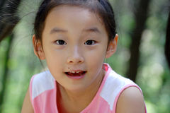 bambini cinesi Immagine Stock
