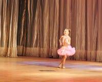 Bambini con ballare di inabilità Fotografie Stock