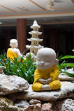 Bambini del Buddha Fotografie Stock