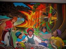Bambini del sogno del mondo di pace Immagini Stock Libere da Diritti
