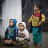 Bambini 2 del Vietnam Fotografie Stock