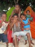 Bambini del villaggio Fotografie Stock Libere da Diritti
