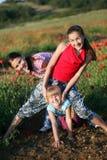 Bambini di divertimento Fotografia Stock Libera da Diritti