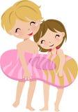 Bambini di estate che hanno divertimento Fotografie Stock