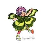Bambini di fiore Illustrazione Vettoriale