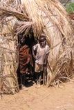 Bambini di Turkana Fotografia Stock