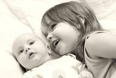 Bambini felici fotografie stock
