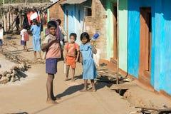 Bambini indiani Fotografie Stock Libere da Diritti
