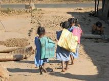 Bambini indiani Fotografia Stock