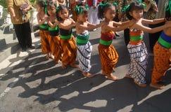 BAMBINI INDONESIANI Fotografia Stock