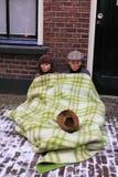 Bambini poveri Fotografie Stock Libere da Diritti