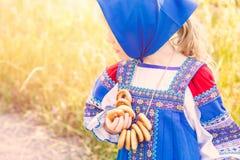 Bambini russi Fotografia Stock
