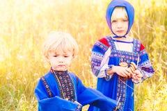 Bambini russi Immagine Stock Libera da Diritti