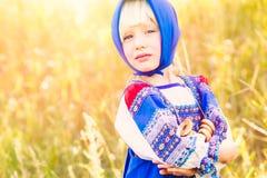 Bambini russi Immagini Stock