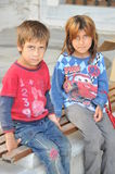 Bambini siriani Fotografia Stock Libera da Diritti
