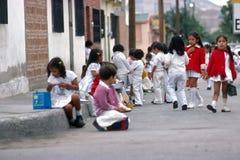 Bambini a Tijuana Fotografia Stock Libera da Diritti