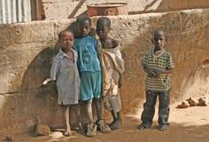 Bambini in un harem Immagine Stock Libera da Diritti