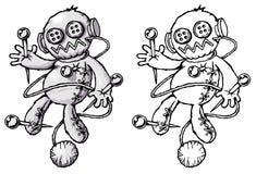 Bambino 02 di voodoo Immagine Stock Libera da Diritti