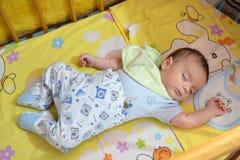 Bambino addormentato Immagini Stock
