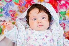 Bambino adorabile Fotografie Stock