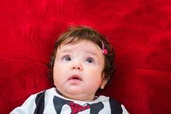 Bambino adorabile Fotografia Stock Libera da Diritti