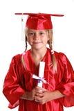 Bambino adorabile di graduazione Fotografie Stock