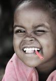 Bambino africano Immagine Stock