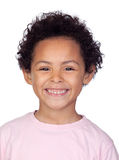 Bambino africano felice Immagini Stock Libere da Diritti