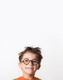 Bambino allegro Fotografie Stock