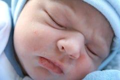 Bambino appena nato. Immagine Stock Libera da Diritti