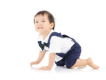 Bambino asiatico Immagine Stock