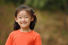 Bambino asiatico felice Immagini Stock Libere da Diritti