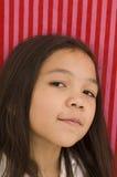 Bambino asiatico sorridente Immagine Stock Libera da Diritti