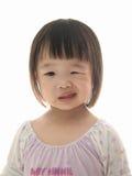 Bambino asiatico sveglio Immagine Stock