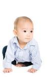 Bambino asiatico sveglio fotografie stock libere da diritti