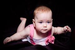 Bambino attraente Fotografia Stock Libera da Diritti
