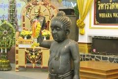 Bambino Buddha Immagine Stock Libera da Diritti