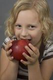 Bambino in buona salute Fotografie Stock Libere da Diritti