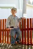 Bambino casuale Fotografia Stock